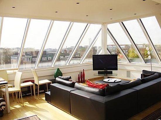 Stunning Attic Tv Room Attic Living Rooms Attic Rooms Attic Spaces