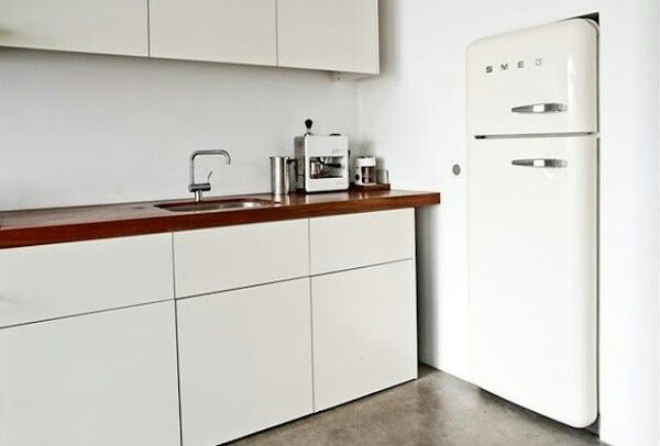 Bosch Oldschool Kühlschrank : Smeg retro ev için fikirler pinterest
