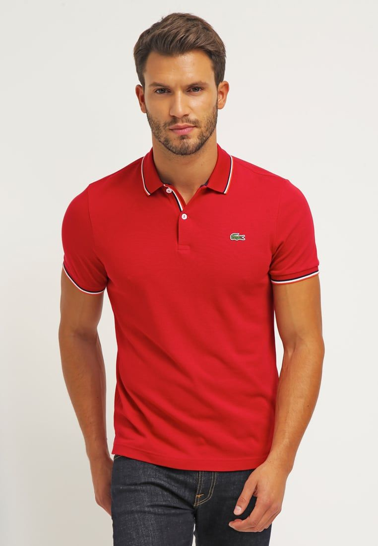 Polos Live 89 Lacoste Ladybird Polo Rouge Ultraslim 95 Fit q6qRwnfr