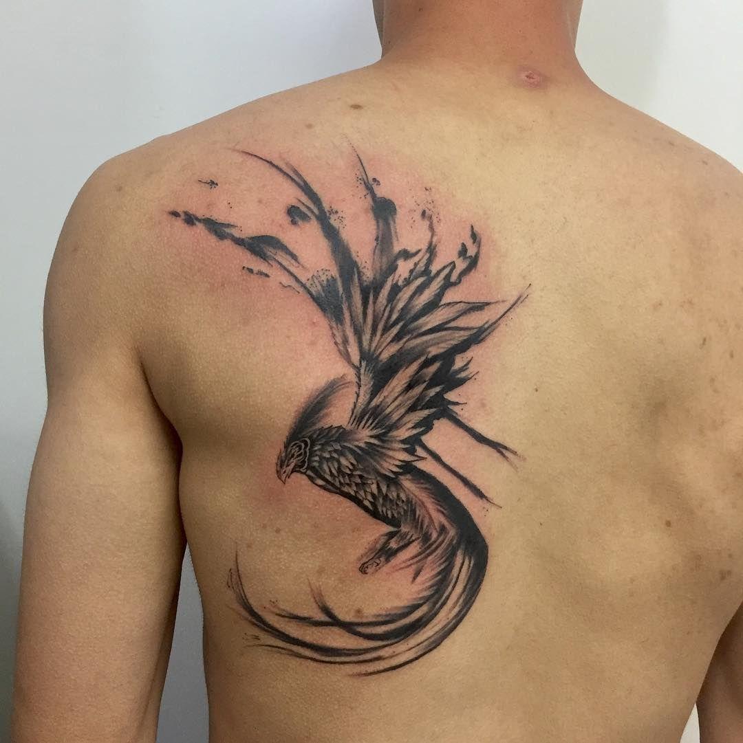60 Best Phoenix Tattoo Designs The Coolest Symbol For Tattoo