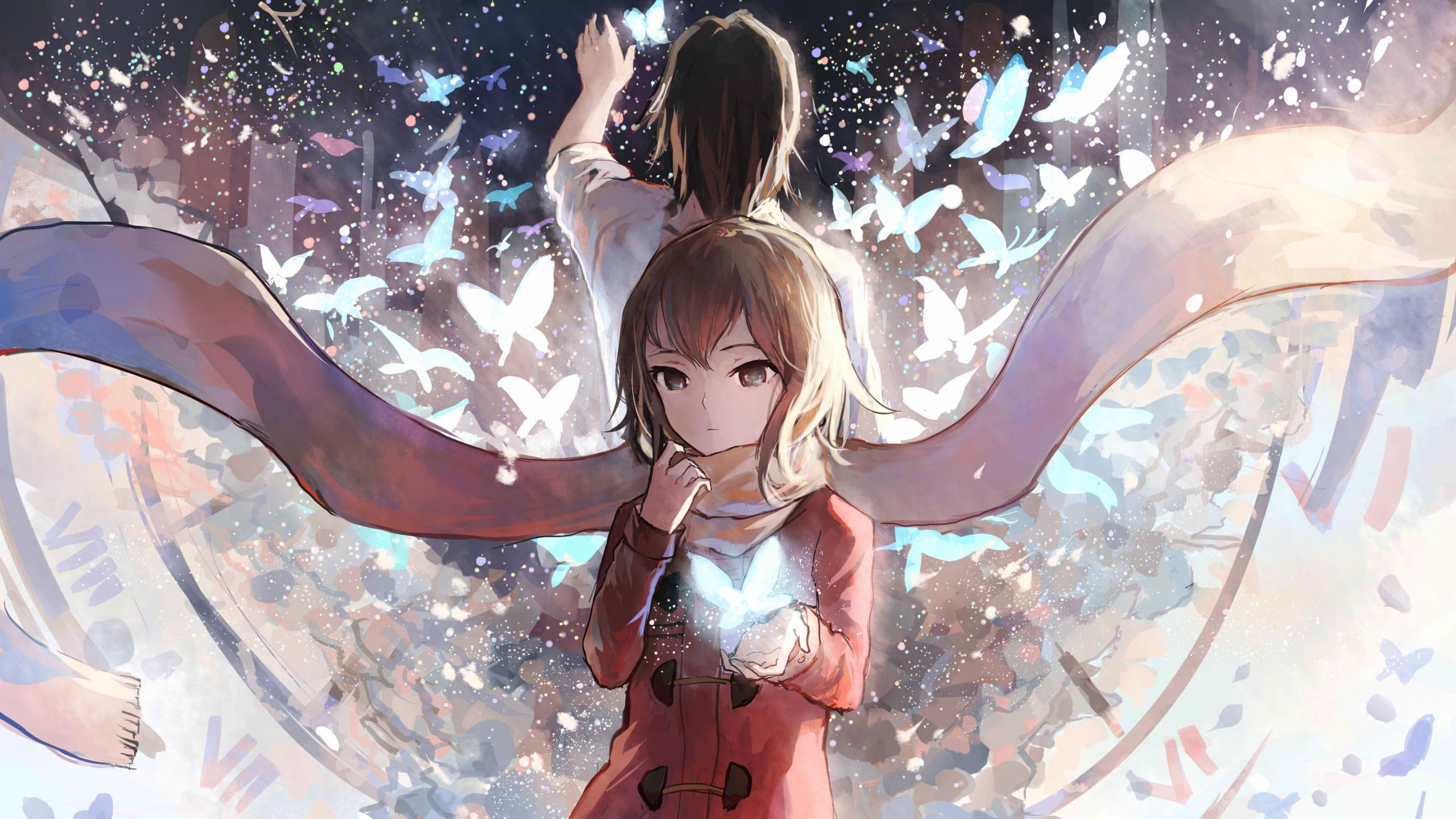 Anime ERASED Kayo Hinazuki Satoru Fujinuma Wallpaper | アニメ ...