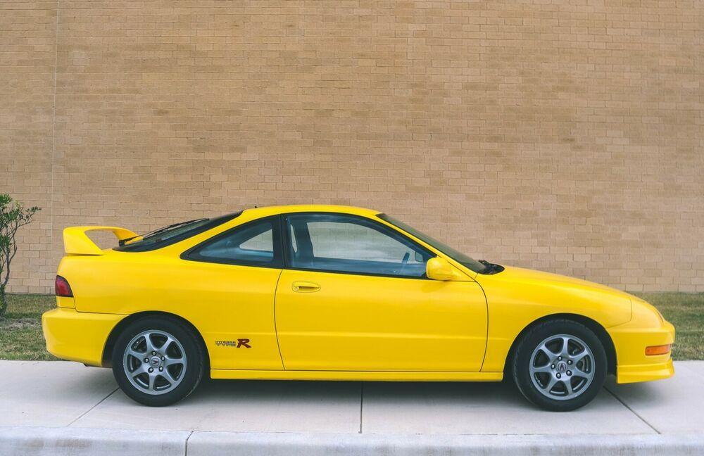 For Sale 2000 Acura Integra Type R 2000 Acura Integra Type R Phoenix Yellow Chassis 00 0433 B18c5 Vtec Type R Y 56 Acura Integra Integra Type R Acura