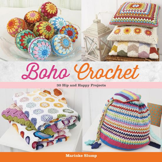 Would you like a peek inside? Read my Boho Crochet Review and take a look at 31 of the projects included in this publication!