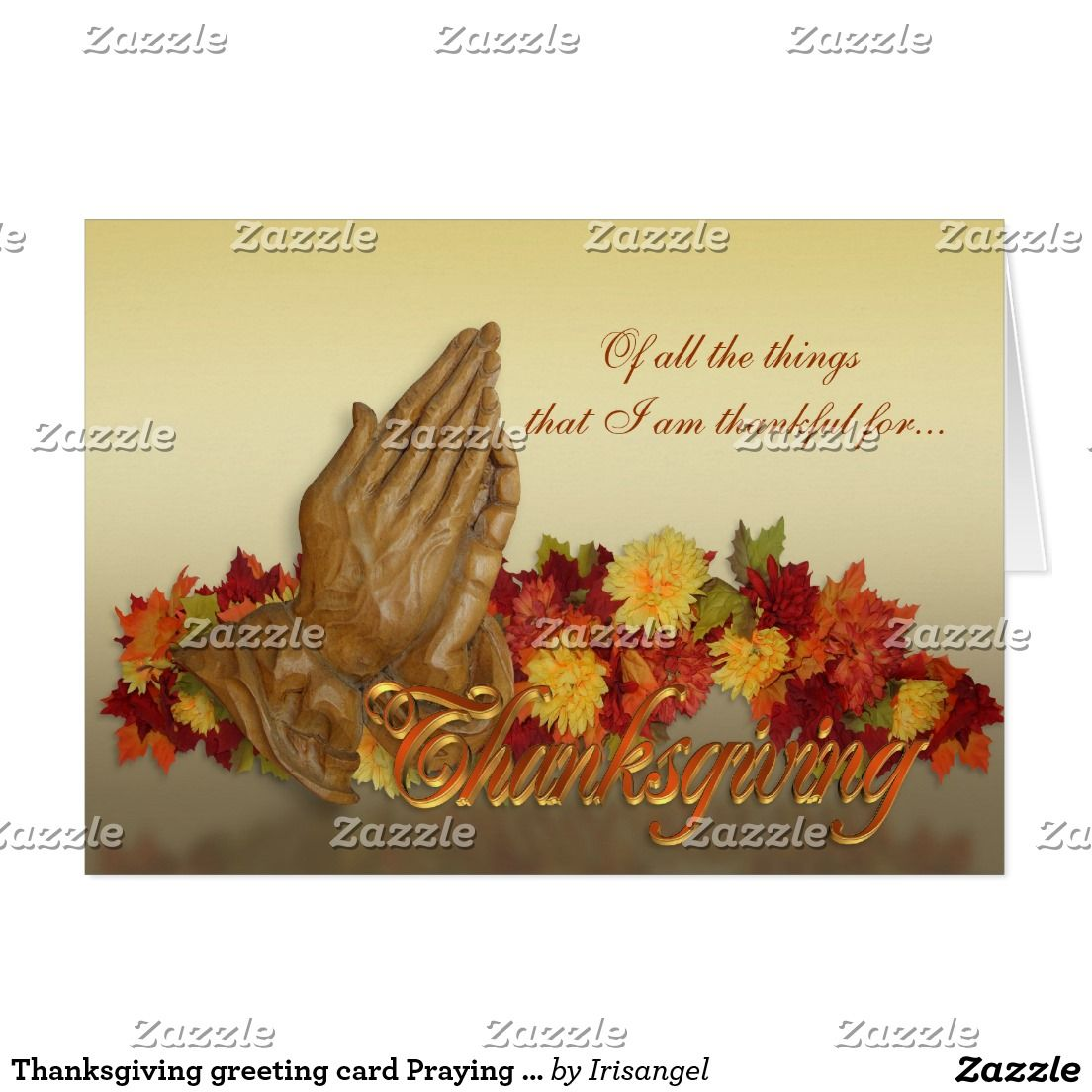 Thanksgiving greeting card praying hands of jesus thanksgiving thanksgiving kristyandbryce Image collections