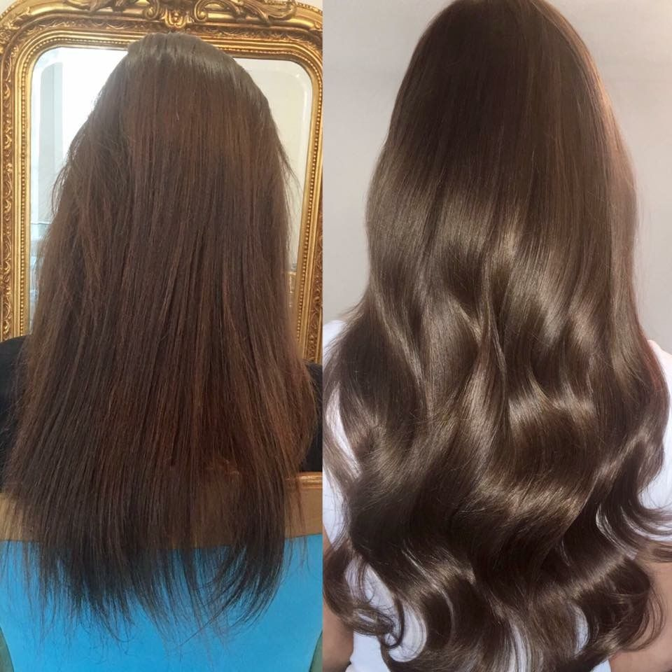 3/4 hair extensions