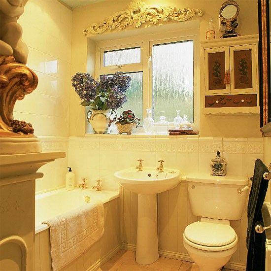 Traditionelle Badezimmer Wohnideen Badezimmer Living Ideas - wohnideen und mehr