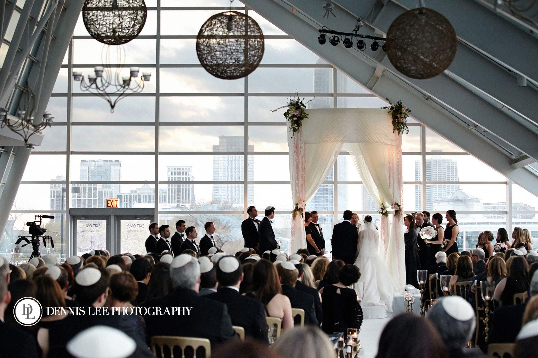 Adler Wedding. Chicago Wedding Venues. Dennis