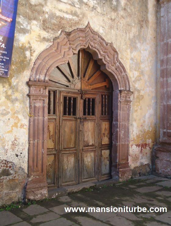 puertas antiguas de madera en m xico descubrelas