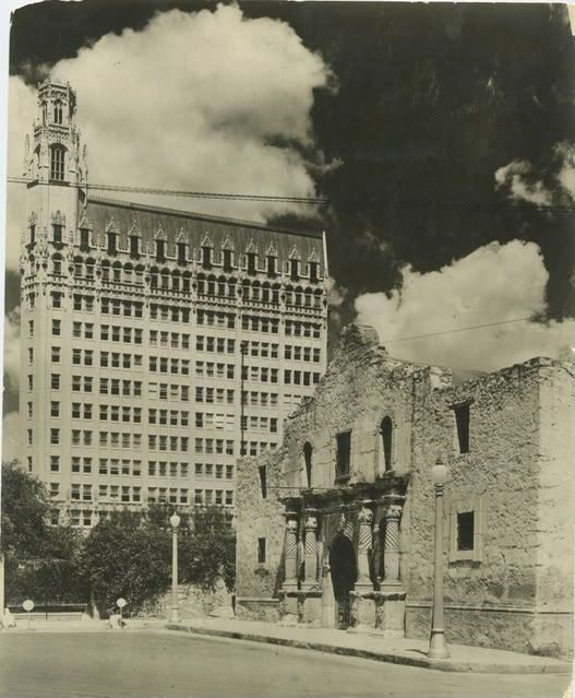 Haunted Abandoned Places In San Antonio: Alamo Church And Medical Arts Building (present Day Emily