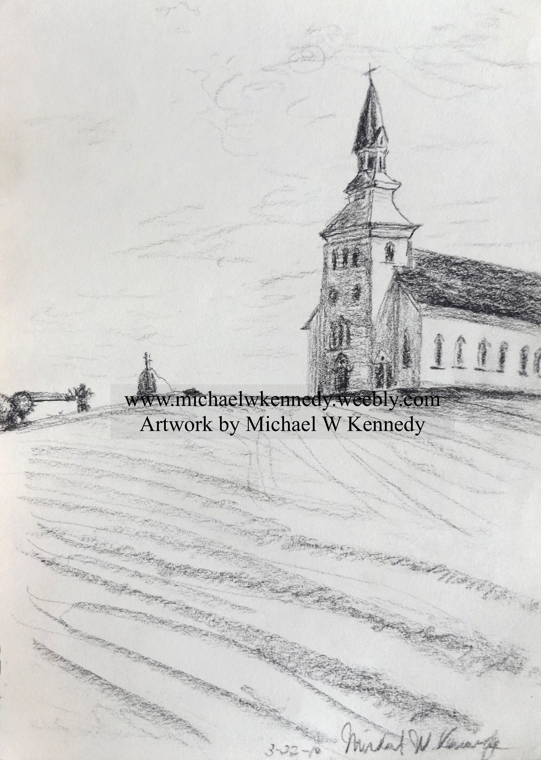 Church nova scotia 55 x 8 charcoal on sketch paper 2010 church nova scotia x charcoal on sketch paper copied from a coffee table book more practice geotapseo Gallery