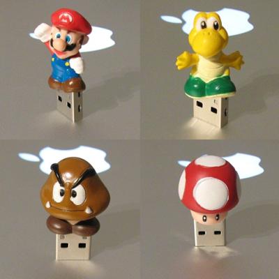 Família Mario Bros
