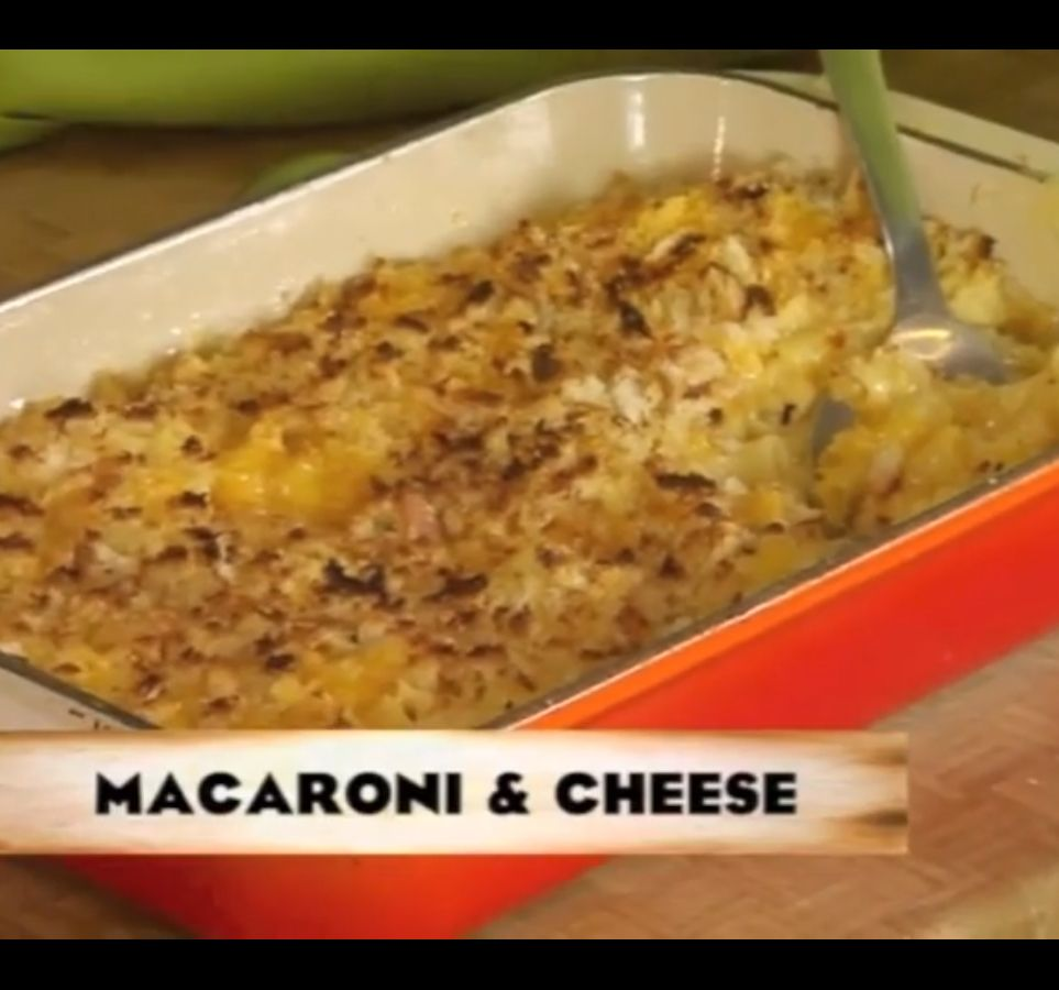 creamy gooey cheesy wisconsinstyle mac 'n' cheese