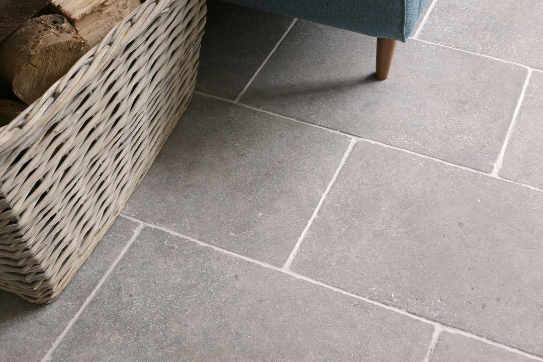 Limestone Tiles Milan Lightly Antiqued Grey Limestone In 2018