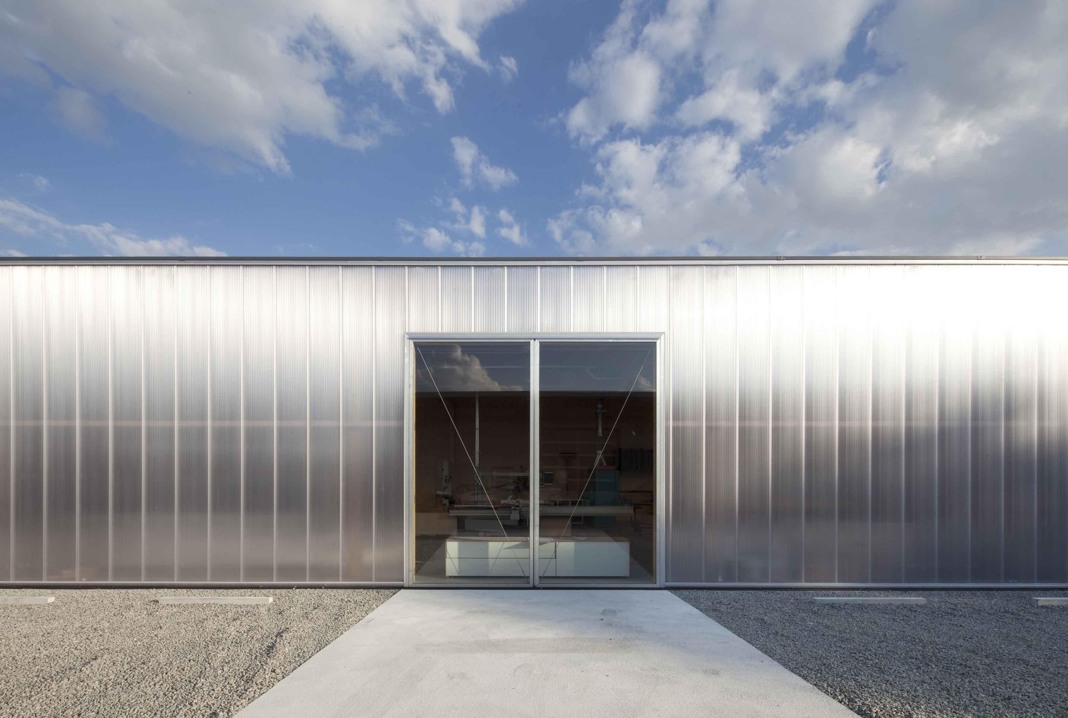 BDA Preis Bayern 2013 > Preis der Jury: Halle design.s, design.s ...