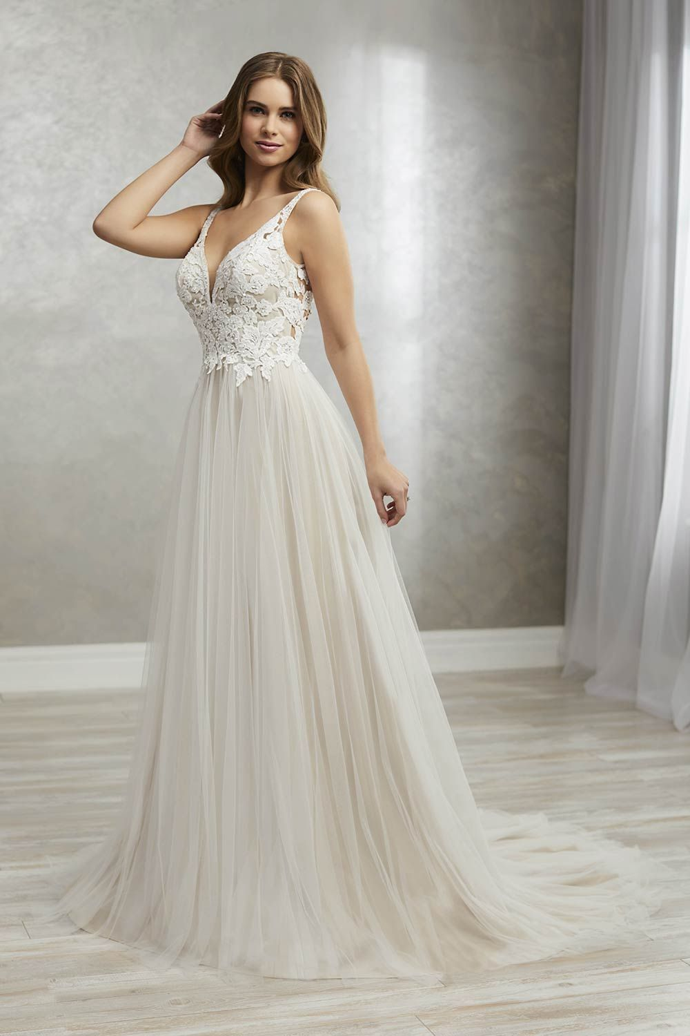 Balletts Bridal 27281 Wedding Gown by Jacquelin