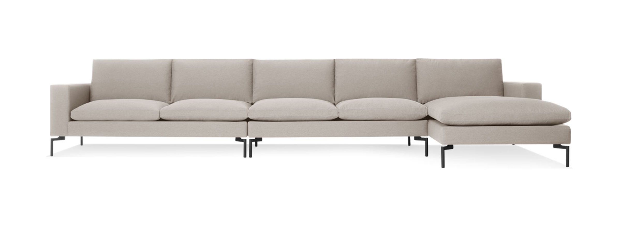 New Standard Sofa Blu Dot Sectional Sofa Modern Sofa Sectional Sectional