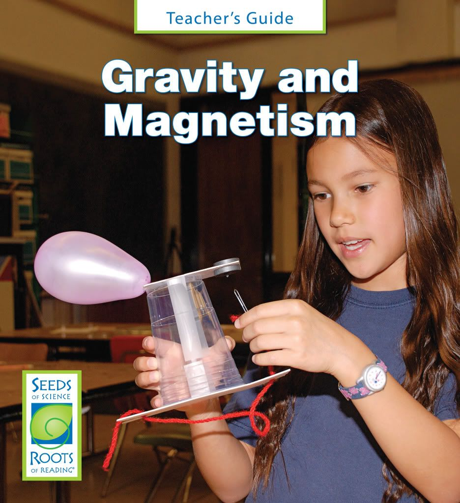 Grades 2-3 | 20 sessions  Students learn about forces, including gravity, magnetism, and electrostatic force. They also learn to set goals, use text features as they read, and write scientific explanations. They learn and use scientific vocabulary, such as attract, repel, evidence, and investigate.