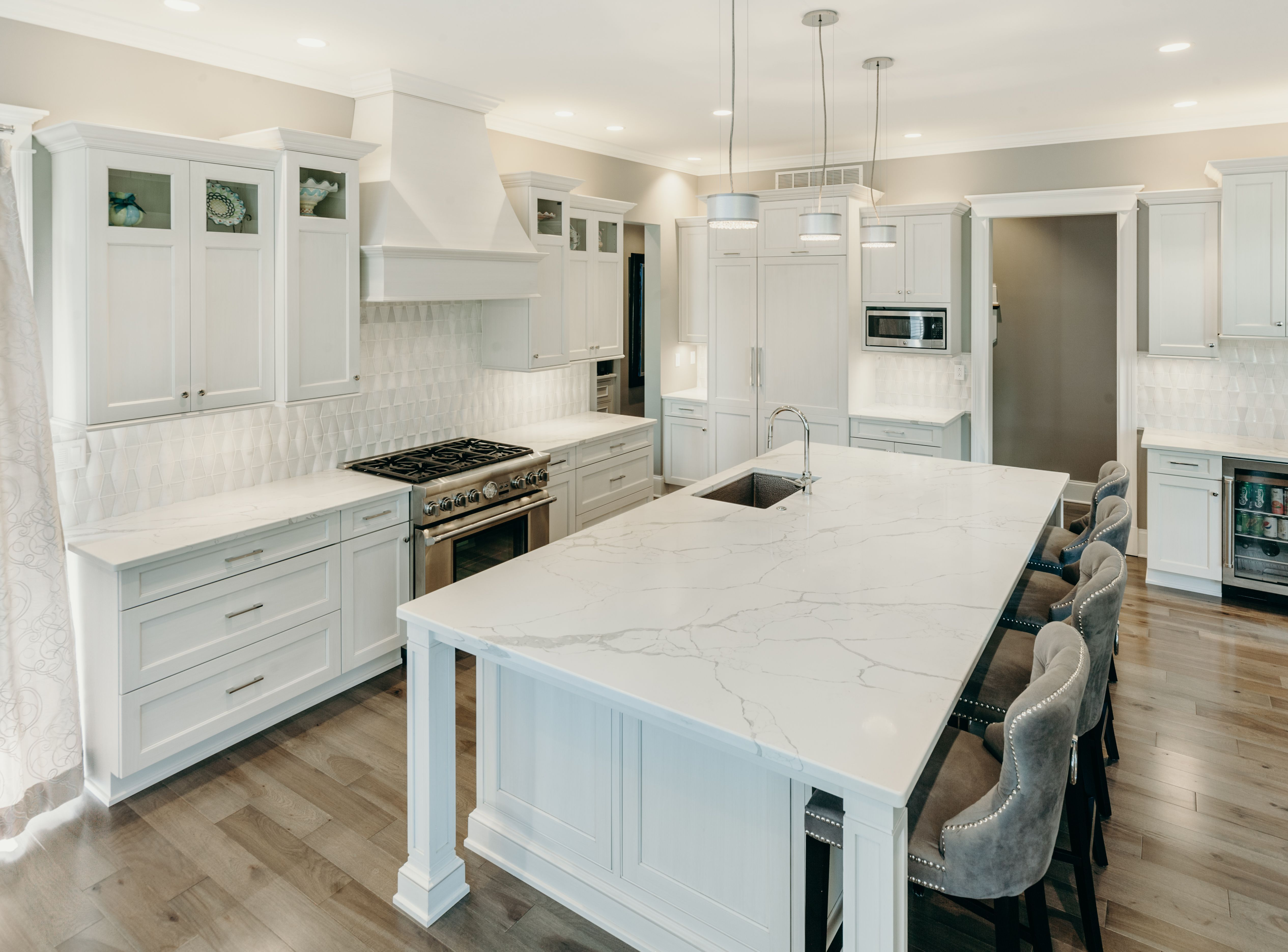 Rustic Glam Kitchen Design In Rochester Ny Concept Ii