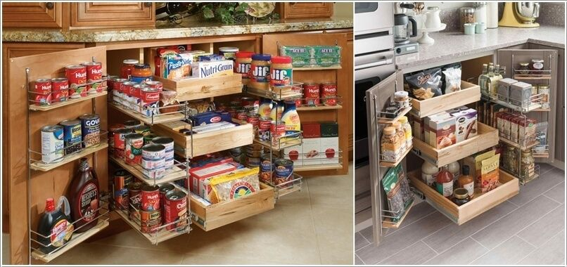 10 clever ideas to store more in a small space pantry 2 ...