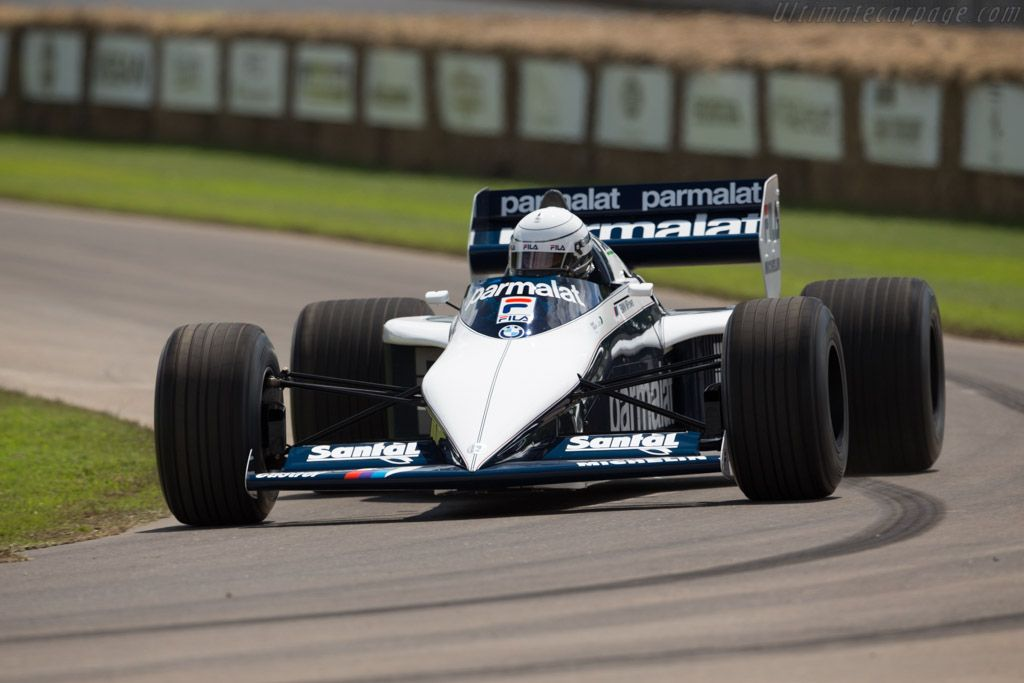 1983 Brabham BT52 BMW: 35-shot gallery, full history and specifications