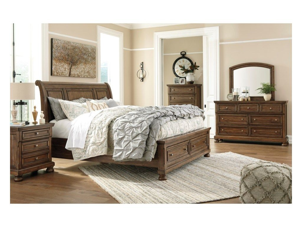 Flynnter King Bedroom Group By Signature Design By Ashley King