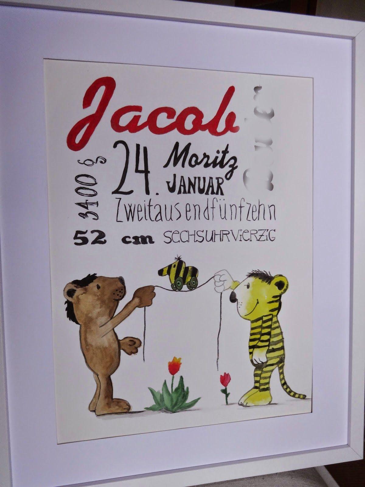Pin Von Claudia Suhr Auf Janosch Diy Geschenke Geschenke Und