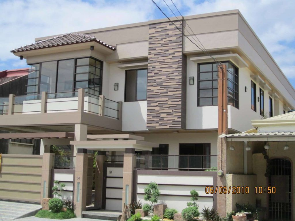 Pretty Contemporary House Designs In The Philippines