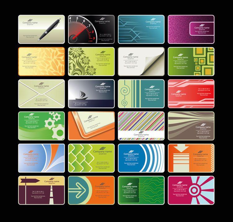 Más de 100 Plantillas Gratis para diseño de Tarjetas de Visita ...