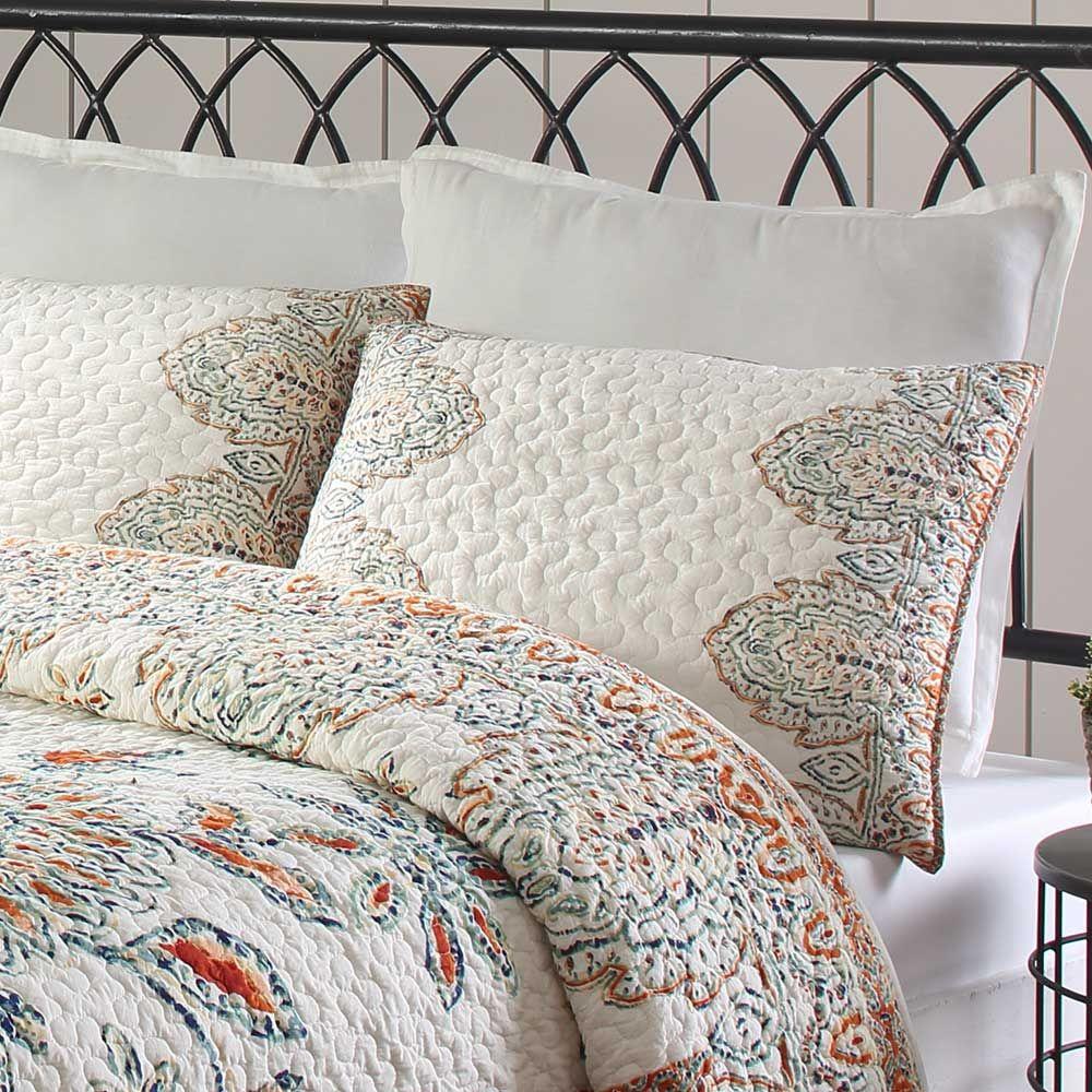 Maggie Whole Cloth Standard Sham In 2020 Beautiful Bedding Sham Cracker Barrel