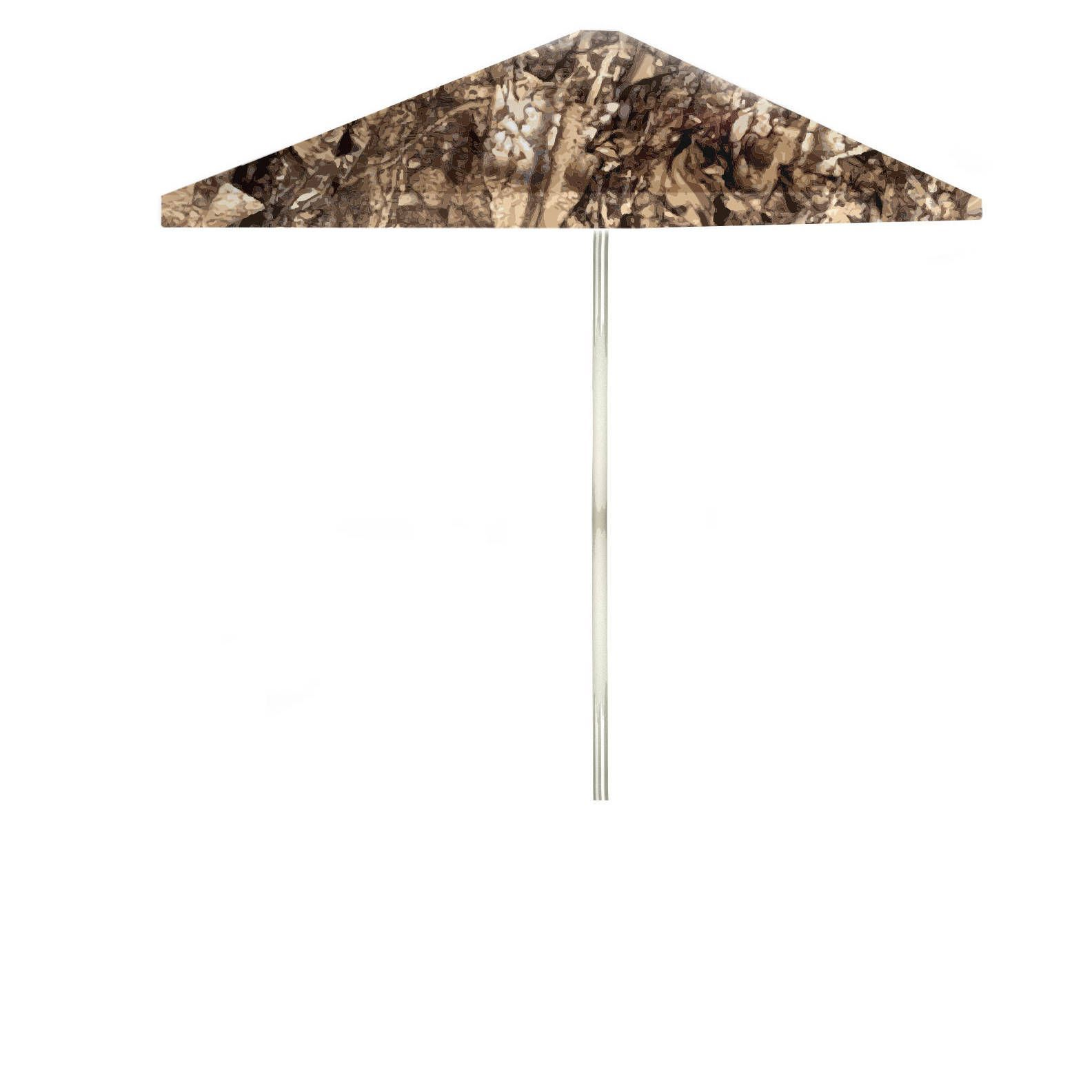 best of times camouflage 8 foot patio square umbrella camoflauge
