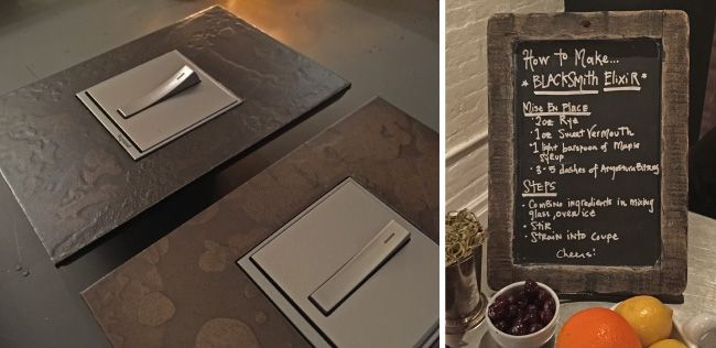 The February 19 press launch of Legrand and Hubbardton Forge's collaboration coordinating light and switch where 6 new hand forged finishes were introduced.