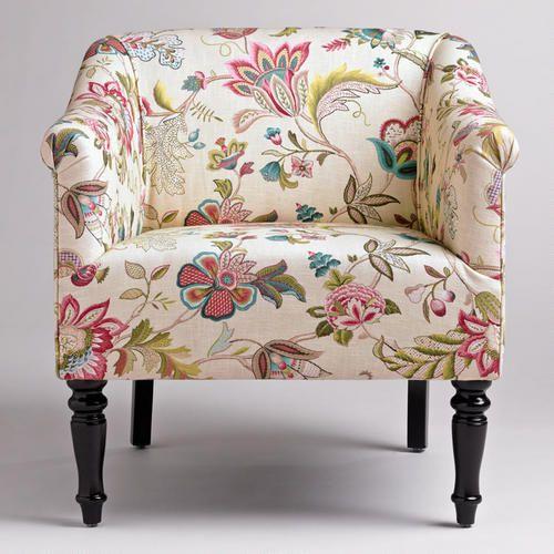 World Market Charlotte Chair, World Market Armchair