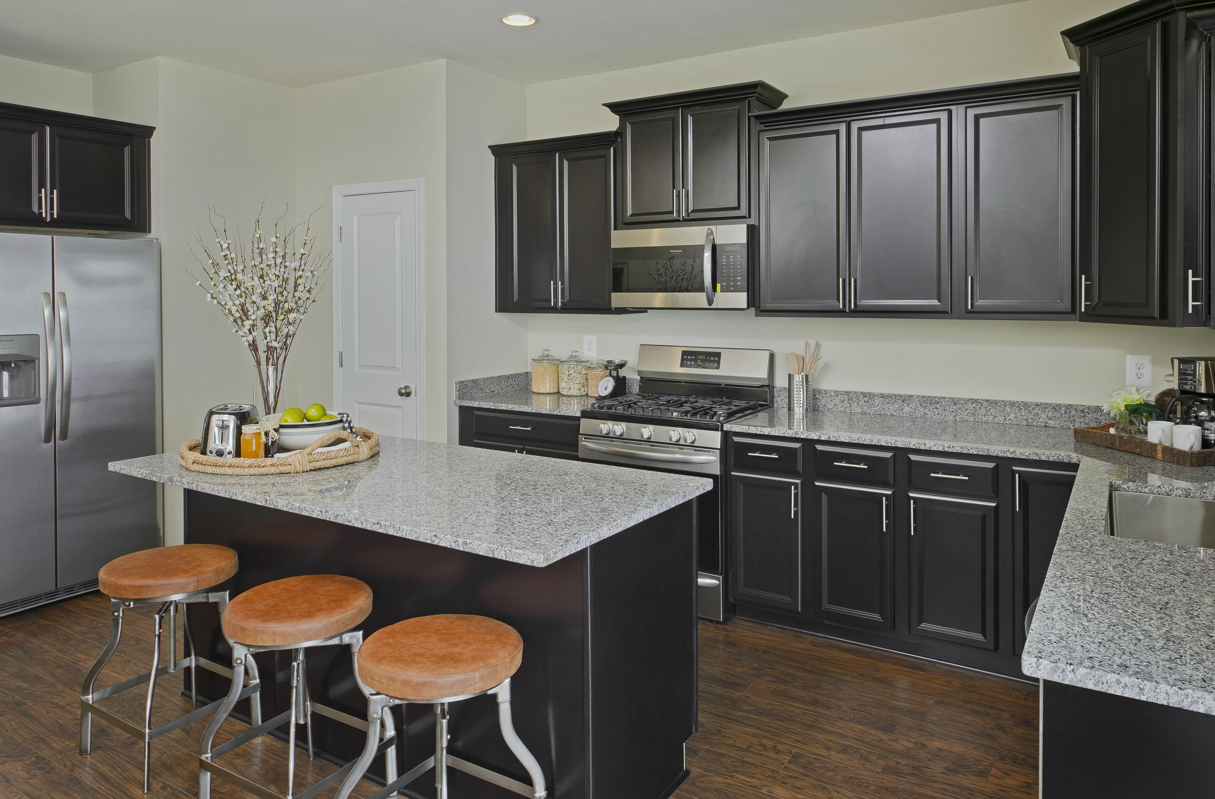 Kitchen in the Baylor at Creekstone Village by Lennar