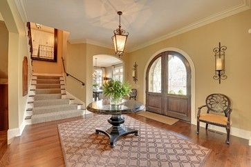 Exquisite Interiors in Minneapolis - traditional - entry - minneapolis - Spacecrafting / Architectural Photography
