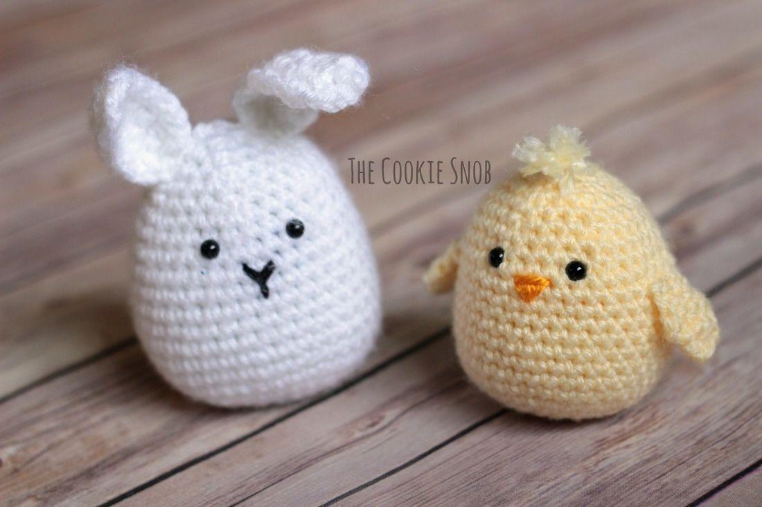Eggster Chick Free Crochet Pattern | Crafts - Crochet | Pinterest ...