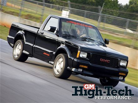 Gmc Syclone Gmc Chevy S10 Gm Trucks