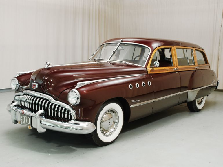 1949 Buick Roadmaster Woodie - Image 1 Of 15