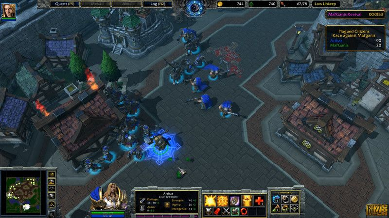 Warcraft 3 Classic