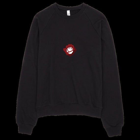 Osiria Rose Sweatshirt  Grunge Clothing funny fun tumblr hipster swag grunge goth punk new retro vtg tee 90 japanese symbol kawaii #grungegoth