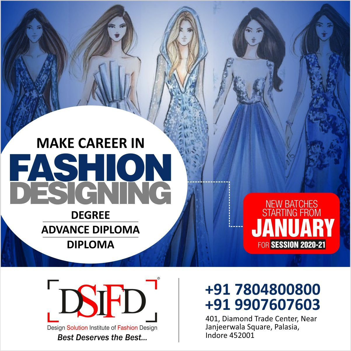 Your Fashion Career Journey Starts Here Make Career In Fashion Designing From One Of The Best And Fastest Grow Career In Fashion Designing Fashion Fashion Design