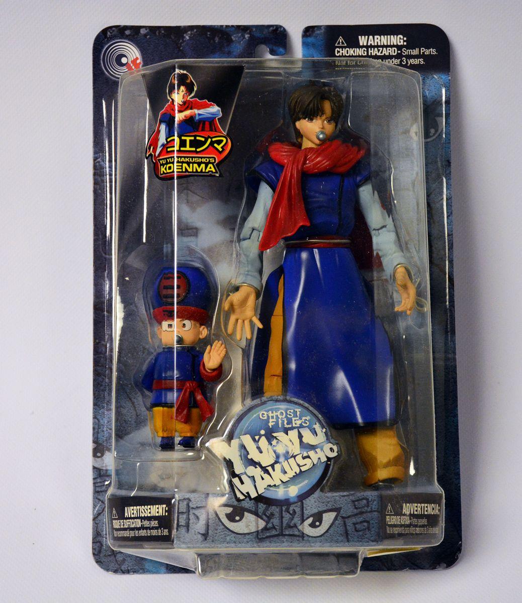 Koenma Series 2 Yu Yu Hakusho Action Figure
