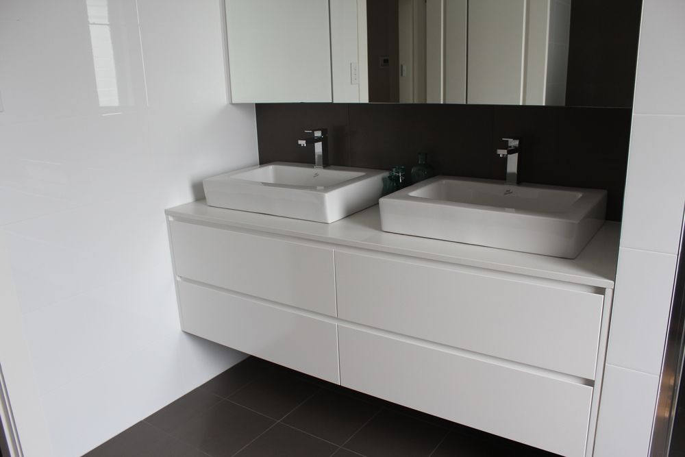 bathrooms — essential spaces  kitchen space bathroom