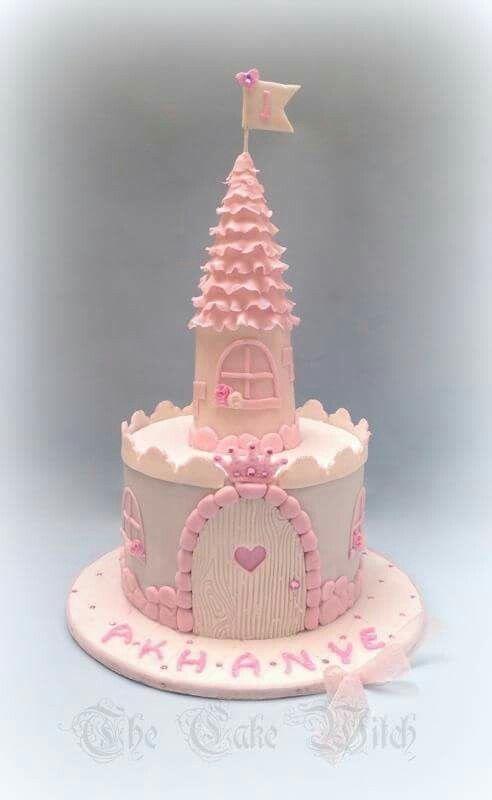 Princess Castle Cake Castles Cake and Birthdays