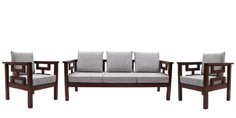Hover Sofa Set 3 1 1 Rwshvr74 Furniture Design Living Room Wooden Sofa Designs Furniture