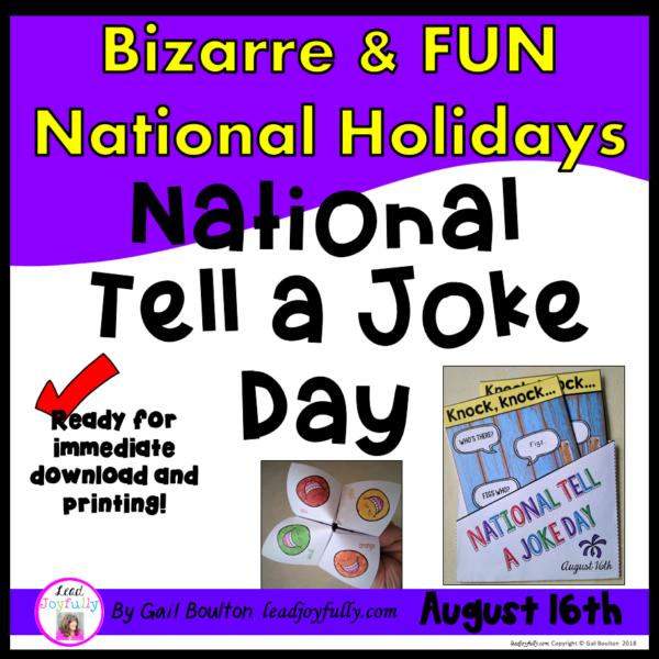 Have A Fun Filled Day Telling Jokes Joke Cards Knock Knock Jokes Joke Catchers Plus Pocket Holders Be Prepared To Make Y Jokes Knock Knock Jokes National