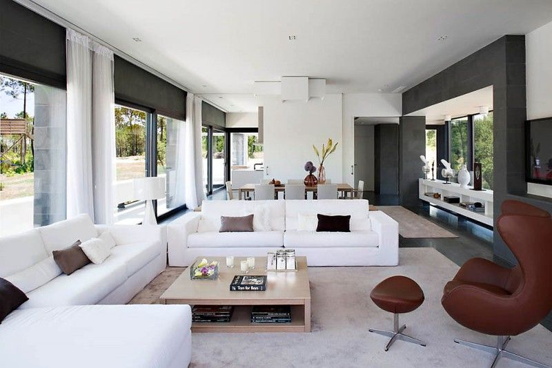 La Vinya Home by Lagula Arquitectes | HomeDSGN, a daily source for inspiration and fresh ideas on interior design and home decoration.