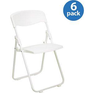 Industrial Scientific Folding Chair Plastic Folding Chairs Flash Furniture