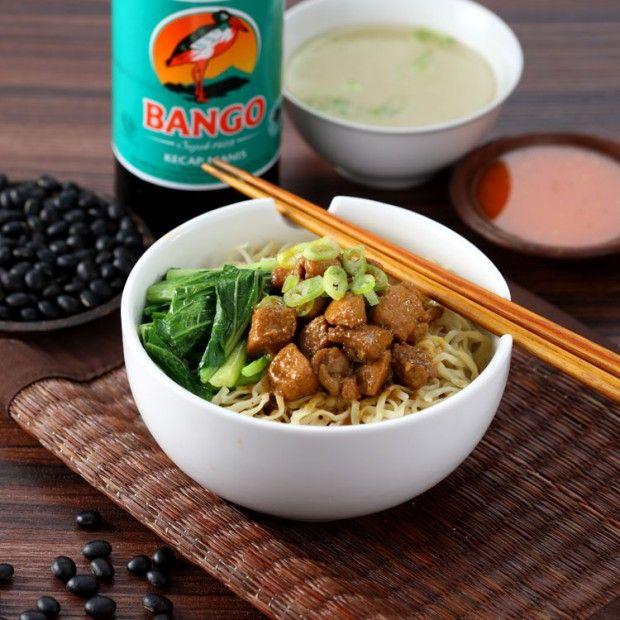 Mie Ayam Chan Ayam Resep Makanan