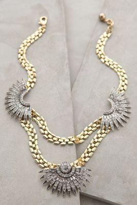 Lulu Frost Beacon #Necklace #anthrofave