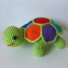 Haakpatroon Amigurumi Schildpad Haakwerk Pinterest Crochet